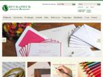 DRUCKATEUR | personalisiert | Visitenkarten | Hochzeitsanzeigen | Geburtsanzeigen | Gästebücher