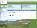 Predstavitev športno kulturno turističnega društva Levpa, koledar prireditev, fotografije