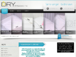 Hjem - DRY products as, www. dry. no , post dry. no , 72 87 20 09