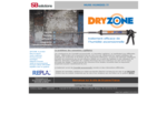 DRYZONE - HUMIDITE ASCENSIONNELLE - REMONTEES CAPILLAIRES