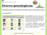 Drzewo genealogiczne, genealogia, historia, monografia rodziny