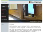 Drzwi-Hermes - drzwi zewnętrzne Warszawa- montaż drzwi - drzwi Gerda - sprzedaż i montaż stolarki d