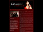 DSO DJ live music voor uw feest, huwelijksfeest en personeelsfeest