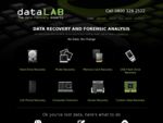 Data Recovery Services Datalab NZ