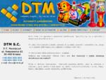 DTMbujaki. pl - Bujaki, bujaki dla dzieci, bujaki na monety, automaty dla dzieci, automaty sprze
