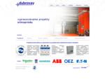 DUBROVAY, s. r. o. - projekty, silnoprúd, meranie a regulácia, systémy kontroly a riadenia, sl