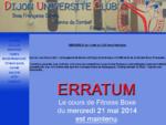 Club de boxe à Dijon, sport de combat Dijon