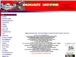 DUCATI MOTOR Liberec - Úvodní strana