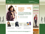Calgary Womens Clothing Stores - Ducks Fashion Style Envy