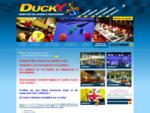 Ducky Loisirs - Deacute;couvrez tout un univers de sensation ! Karting, Bowling, Super-Bike, Rest