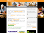 DufferinTrades. ca - Local trades and suppliers directory in Dufferin County, Ontario, Canada incl