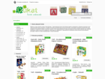 Sklep zabawkowy dla dzieci zabawki gry i puzzle edukacyjne.