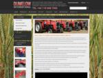 Massey Ferguson - Tractors   Dumelow International Limited