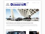 Autohaus Dummeyer | Autovermietung | Abschleppdienst | Neu- und Gebrauchtwagen | Jahreswagen in