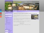 Achat, vente et location de maisons et d'appartements à Limoges en Haute-Vienne (87) - Agence immo