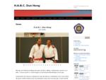H. A. B. C. Dun HongH. A. B. C. Dun Hong | Dé BUDO vereniging van Den Helder