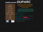 °llll° DUPARC Jeep et véhicules industriels