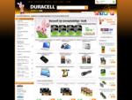 Duracell-batteri, Oplader, Adapter, Genopladelige batterier