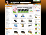 Duracell Battery, lader, Adapter, Oppladbare batterier