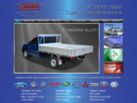 Duratray Transport Equipment Alloy trays and Steel trays for Utes and Trucks Brisbane, Ute ...