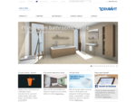 Duravit - Living Bathrooms. Duravit is a leading supplier of bathroom ceramic, bathroom furniture,