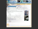DURPA | Perslucht leidingen, persluchtbehandeling, Industriële buisleidingen, lichtmetalen ...