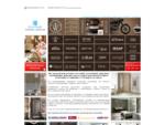 ООО Эко-Душ - душевая кабина и мебель для ванной, продажа оптом. Немецкие поддоны, душевые кабины