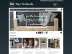 Steigerhouten meubelen Online steigerhout meubelen kopen - DutchWood