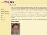 David Vergouw Bouwkunde