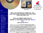 Bluray, CD DVD replication, duplication transfers video vhs, MiniDV, Betacam to DVD , 8mm film ...