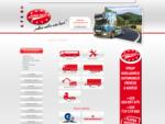 Dvořák Trucks Velké Meziříčí prodej nových i ojetých nákladních automobilů, tahačů (servis, mycí