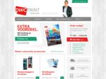 Uw persoonlijke online drukker | DWCprint. nl