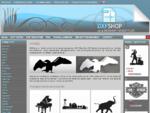 DXF Shop online bibliotheek voor snijbestanden
