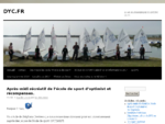 DYC. FR | Le site du DUNKERQUE YACHTING CLUB