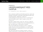 Dykker Blog - Online Logbog for Dykkere i Danmark - Del dine dykker oplevelser
