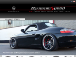 DynamicSpeed AutomobilDesign - Passion for Perfection