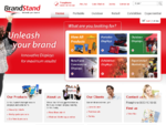 Brandstand - Portable Display Company - Displays, Banner Stands, Exhibitions