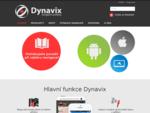 Dynavix - navigační systémy pro mobilní zařízení