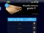 Dywany, wykładziny, tapety, firanki, firany i karnisze Kraków - dywanywitek. com. pl