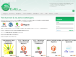 E-Abi. ee - pangalingi moodulid -Magento Pangalink (Banklink), DPD, SmartPOST, Wordpress