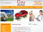 Ε-asfalisou. gr Ασφάλειες Αυτοκινήτου, Μηχανών, Σπιτιού, Επιχειρήσεων, Δάνεια, Χρηματοδοτήσεις