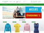 e-audimas | Sporto ir laisvalaikio drabužių elektroninė parduotuvė