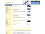 Cyklistika - e-bikes . cz