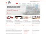 e-file | Document Scanning Perth | Litigation Support Perth