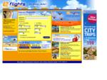 Günstig Bucher wählen e flights. de Billigflüge, Lastminute Reisen, Städtereisen, Mietwagen, Hotels ...