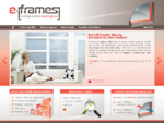 e-frames - existing windows double glazed