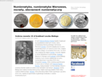 Numizmatyka, Numizmatyka Warszawa, monety, abonament numizmatyczny, sklep numizmatyczny