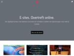 E-sites. Digitaal bureau met denkers, bouwers en vertellers