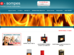 e-sompes. ... Ενεργειακά τζάκια - εστίες - σόμπες ξύλου - Λέβητες - tzakia ΑΕΡΟΘΕΡΜΑ - ΚΑΛΟΡΙΦ