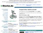Kurzgeschichten, Gedichte und mehr Online lesen bei e-Stories.de